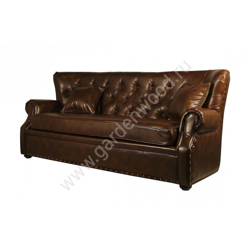 Деревянный диван в  Москве