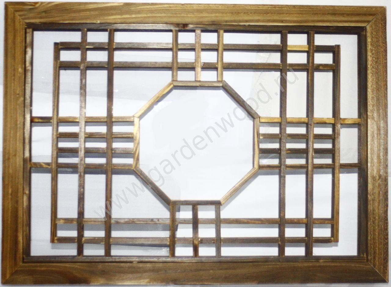 Деревянная решетка своими руками: мастер-класс с пошаговыми фотографиями 33